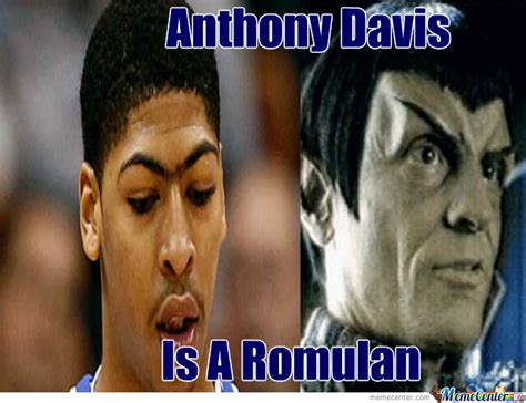 Anthony Davis Meme - anthony davis by anthempt3 meme center