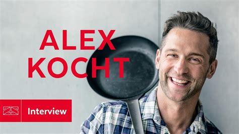 foto de Buch Interview Alex kocht von Alexander Kumptner YouTube