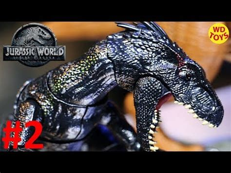jurassic world attack pack dinos mattel review