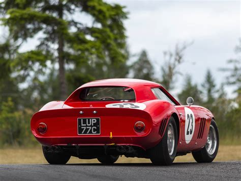 1962 Ferrari 250 Gto Breaks Record By Selling For .4
