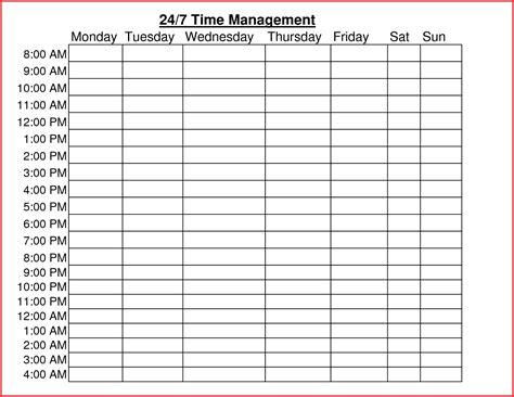 volunteer schedule spreadsheet db excelcom
