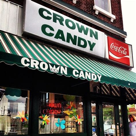 crown candy kitchen st louis mo st louis places  eat