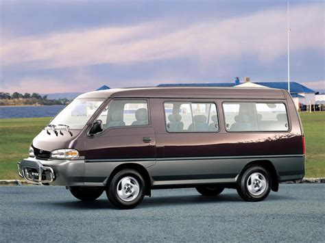 Review Hyundai H100 by Hyundai H100 1998 Review Amazing Pictures And Images