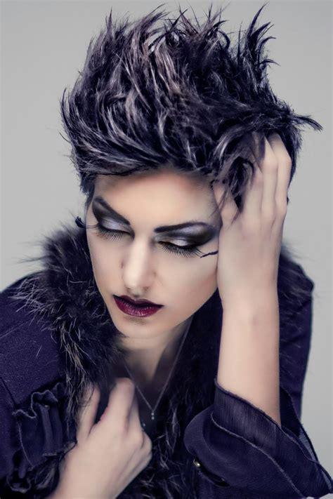 coole frisuren für kurze haare coole kurze haare als frisur coole flotte peppige kurzhaarfrisuren
