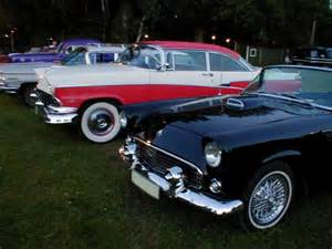 50s and 60s Hot Rod Cars