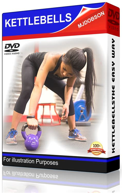 workout weight kettle bell training loss dvd cardio kettlebell tabata exercise fat