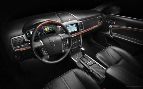 2018 Lincoln Mkz Hybrid Interior Wallpaper Hd Car Wallpapers