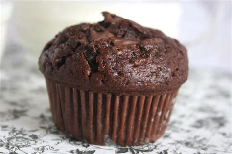 chocolate muffin recipe basic recipe for large chocolate muffins sweets 2 share