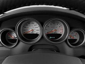 Image: 2010 Dodge Charger 4-door Sedan SRT8 RWD Instrument