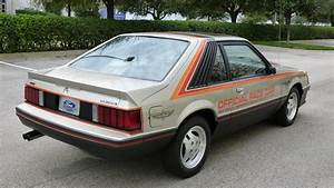 1979 Ford Mustang Pace Car Edition | K97 | Kissimmee 2014