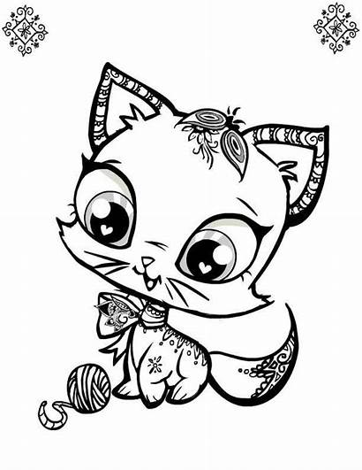 Coloring Pages Cuties