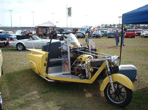 Weird Motorcycles : Wow! A 6 Cylinder Engine On A Bmx Bike Frame.