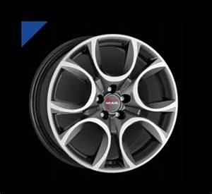Fiat Tipo Noir : accessoires fiat tipo jantes 2nde monte entraxe direct 5x98 ~ Medecine-chirurgie-esthetiques.com Avis de Voitures