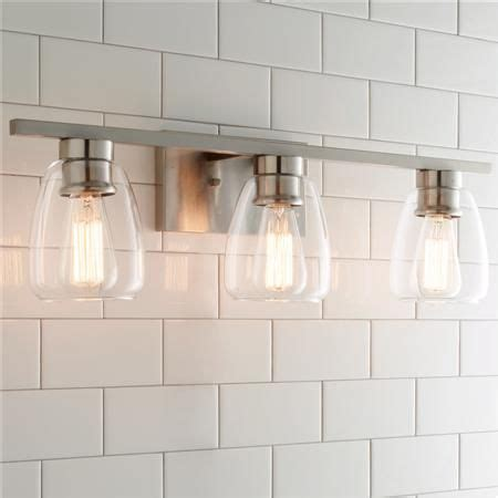 Contemporary Bathroom Wall Light Fixtures by Sleek Contemporary Bath Light 3 Light Bathroom
