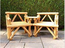 Outdoor Log Furnitureoutdoor Benches For Sale Rustic