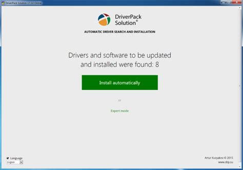 driverpack solution    windows   bit