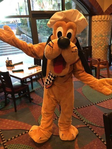 review  breakfast  goofys kitchen  disneyland hotel