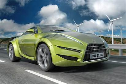 Cars Electric Sports Cloudy Lime Vehicle Why