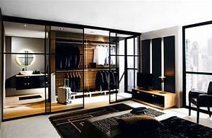 suite parentale avec salle de bain et dressing chambre With chambre avec dressing et salle de bain