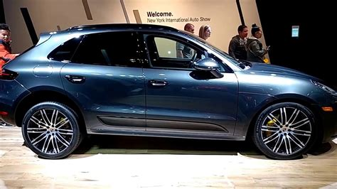 Macan Turbo With Performance Package by 2018 Porsche Macan Turbo With Performance Package New