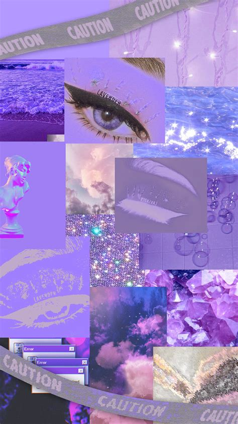 Lavender Inspired Easy Aesthetic Makeup Zwinnieyap