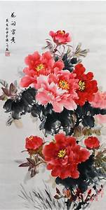 painting beautiful traditional flower classic best