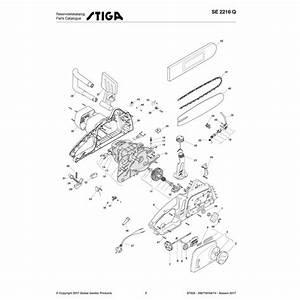 Stiga Spare Parts Catalogue