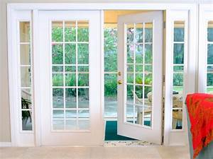 French patio doors hgtv for French patio doors