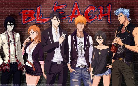 animeku bleach bleach bleach anime wallpaper 17385481 fanpop