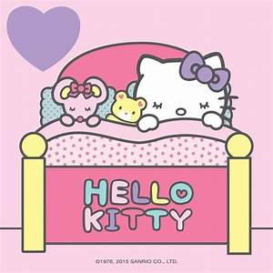 25 Bsta Hello Kitty Bed Iderna P Pinterest Hello