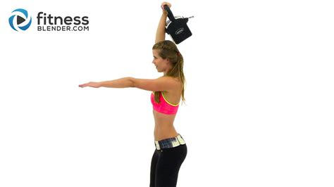 kettlebell cardio workout quick body ultimate fearless fitness blender burn fat entire workouts kelli segars kettle bell fitnessblender training