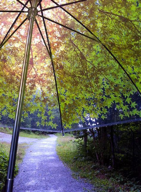 komorebiagasa tree shade umbrella  design complicity
