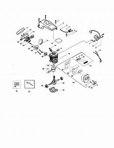 Poulan 2150 Predator Le Type 1 Gas Chainsaw Parts