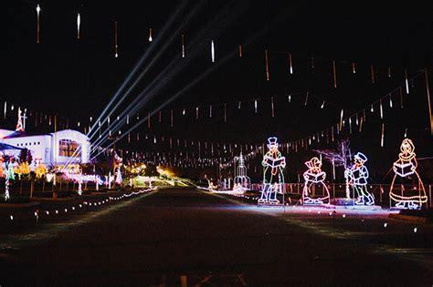 roseville christmas lights lights drive thru presented by bayside church events sacramento365