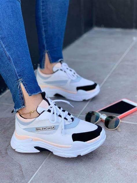 zapatillas balenciaga importadas de mujer   en