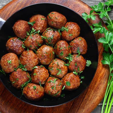 recette boulettes de boeuf  lorientale