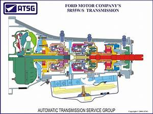 Transmission Repair Manuals 5r55w   S   N