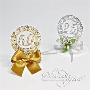 Décoration Anniversaire 25 Ans : d cor de g teau de mariage anniversaire 25 50 ans ~ Melissatoandfro.com Idées de Décoration