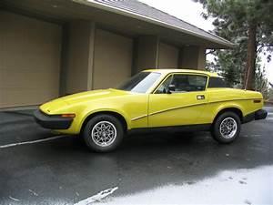 1976 Triumph Tr7  Acl13086uc    Registry   The Triumph