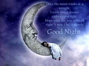 Best Good Night Messages, Good Night SMS Cards | Festival ...