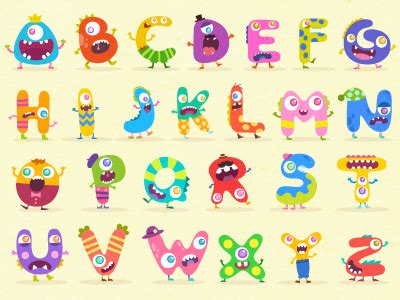 Hungry Alphabet By Kristine Byun  Illustration Pinterest