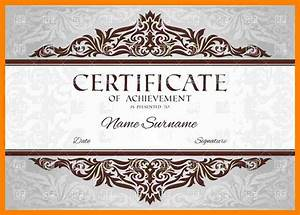 4 certificate of completion templates free download With fancy gift certificate template