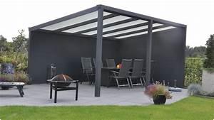Terrassendach aus aluminium bundesweit zum kleinen preis for Terrassenüberdachung freitragend