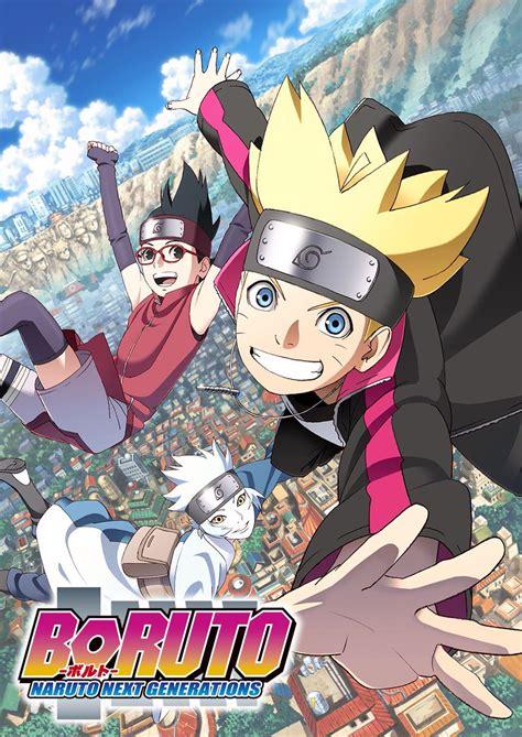 Boruto Naruto Next Generations Comenzará Con Una Historia
