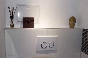 Fliesen Gäste Wc : bad 39 renoviertes g ste wc 39 unser kleines reich zimmerschau ~ Markanthonyermac.com Haus und Dekorationen