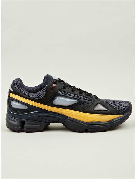 adidas  raf simons ozweego  sneakers  black  men multicolour lyst