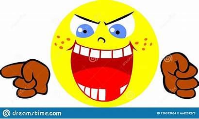 Laughing Face Smiley Funny Dreamstime Clipart Someone