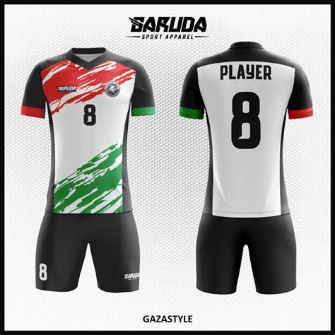 desain baju bola futsal printing code gazastyle