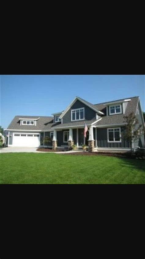angled attached garage ranch house exterior ranch style homes garage exterior