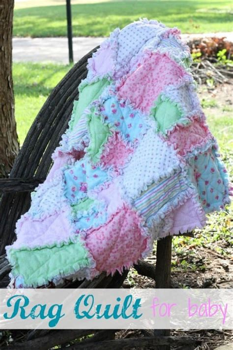 how to make a rag quilt beginners rag quilt tutorial the whoot
